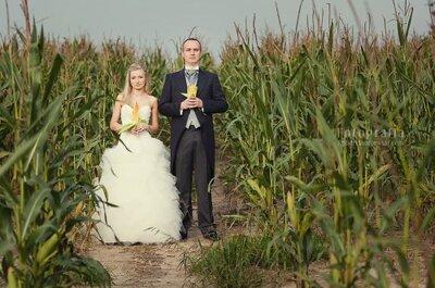 Co ubrać na wesele w plenerze? Poradnik dla Państwa Młodych i gości weselnych