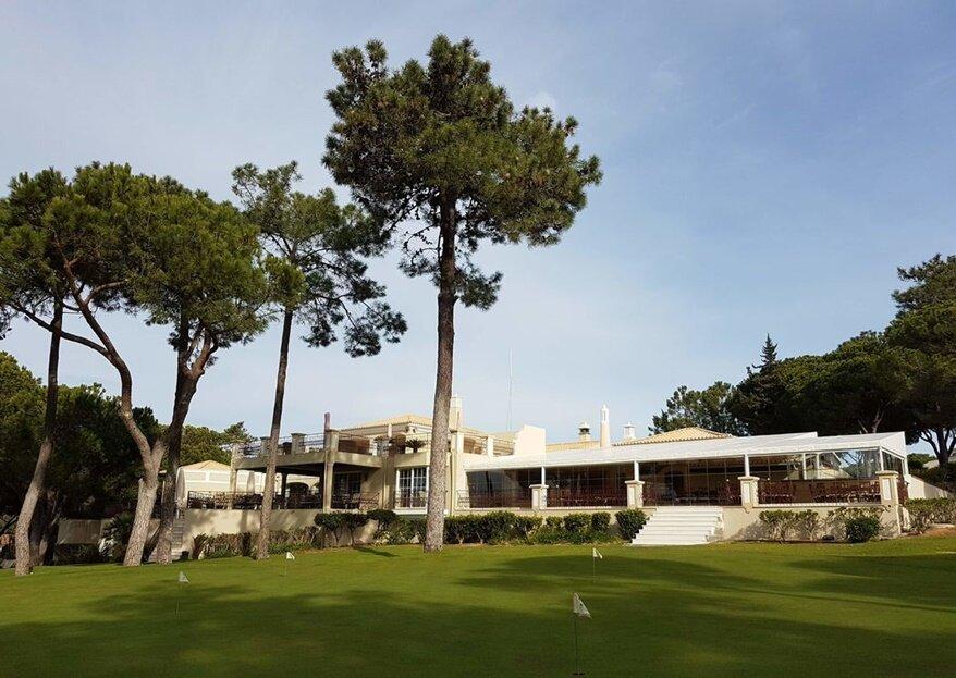 Pinheiros Altos Golf Resort: todo o luxo e requinte para o dia da celebração do seu amor!