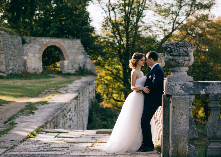 Die besten Burgen und Schlösser für Ihre Hochzeit in der Schweiz!