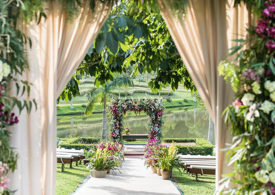 Terras de Clara: destination wedding dos sonhos realizado em um espaço único, charmoso e recheado de encantamento