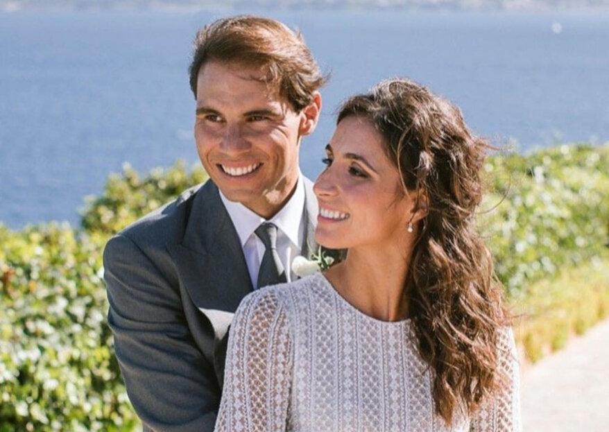 Rafa Nadal y Mery Perelló: todos los detalles de su boda