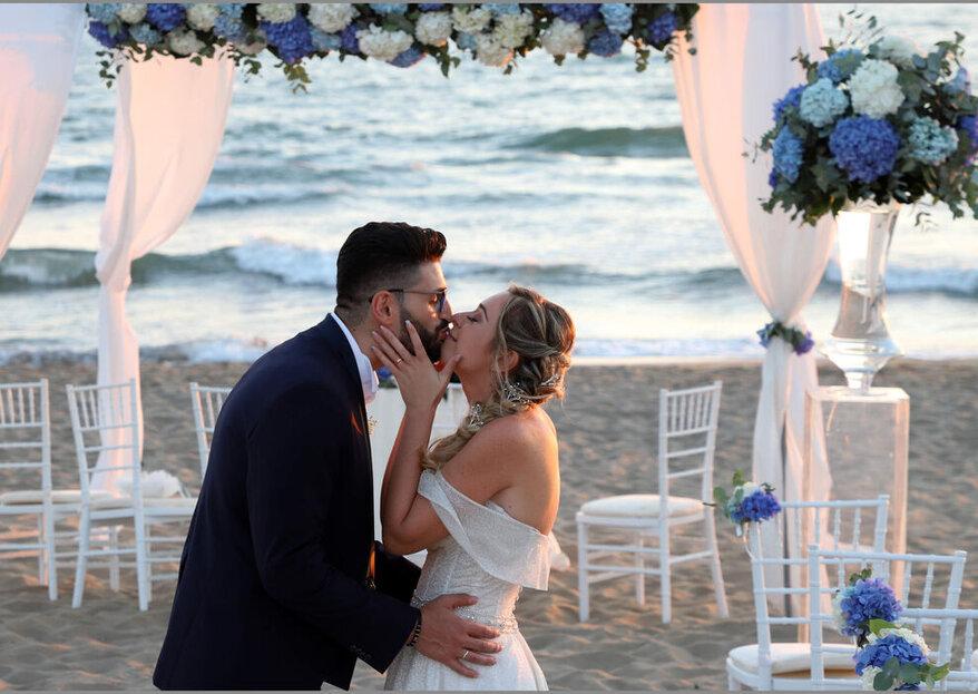 Il Fotografo Antonio Genovese ed i momenti delle nozze che si trasformano in eternità...