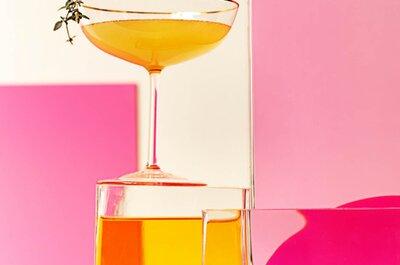 Die Top 5 der leckersten Cocktails für die Hochzeit