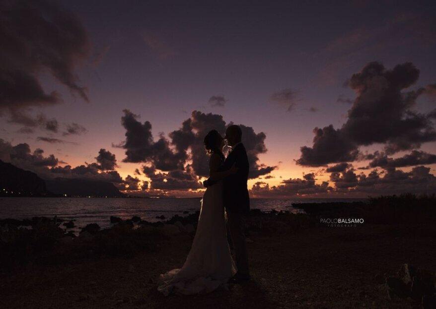 Sarà sfogliando l'album delle nozze realizzato da Paolo Balsamo che capirete di aver fatto la vostra scelta migliore