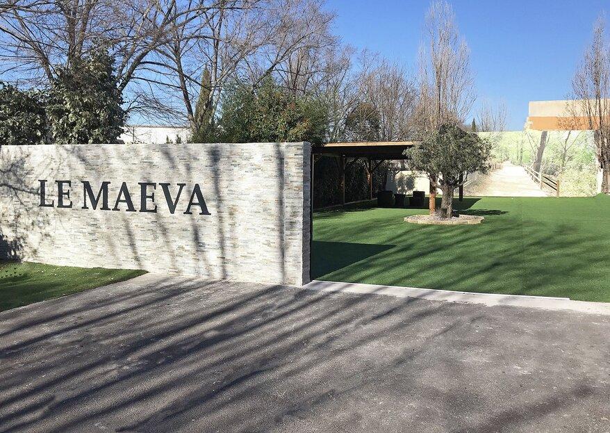 Conviviale, spacieuse et facile d'accès : découvrez la salle de réception Le Maeva