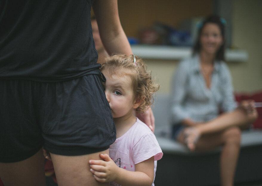 Comment expliquer le mariage aux enfants