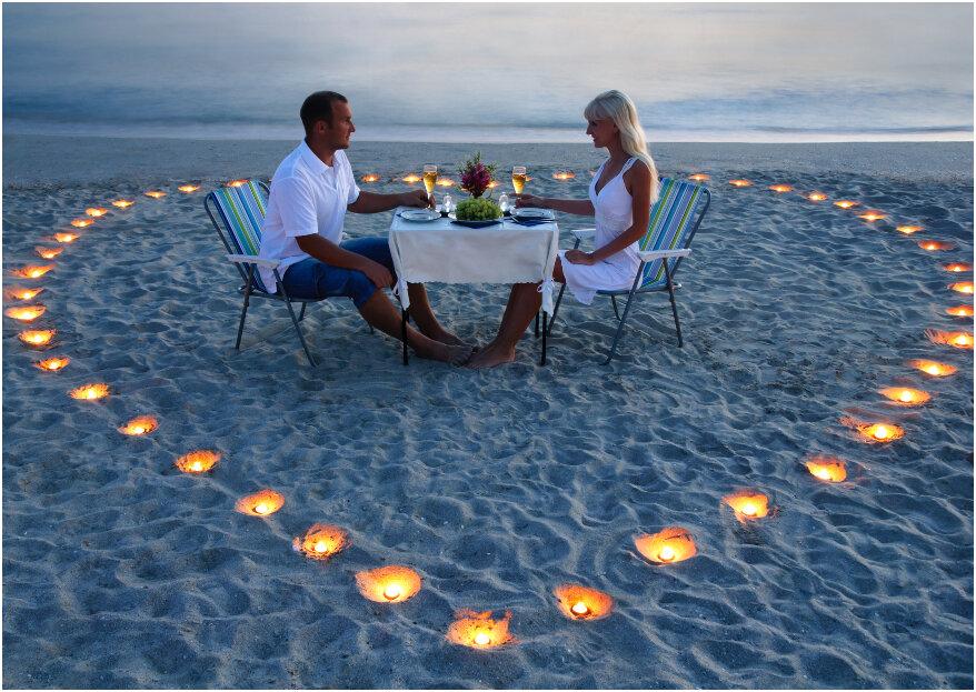 Tips voor het vinden van de ideale huwelijksaanzoek locatie!