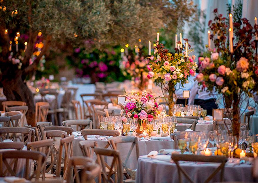 10 aspectos en los que una wedding planner puede ayudarte en tu boda
