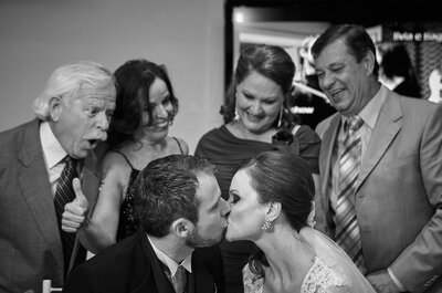 Fotos de casamento espontâneas: como encher o seu álbum de poesia e emoção!