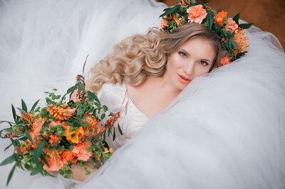 Как создать безупречный свадебный образ? Подборка для вдохновения!