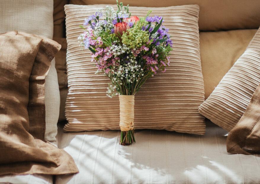 5 estilos de ramos de novia que no debes dejar escapar si te casas