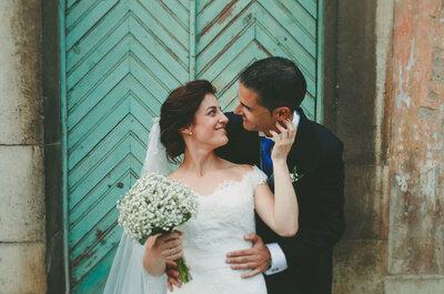 Alma, corazón y vida: la boda de Paula y Roberto