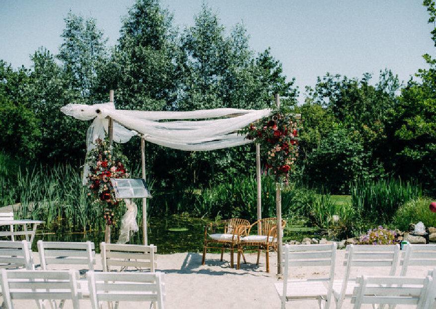 De mooiste bloemdecoratie trends van 2019 voor jouw bruiloft!