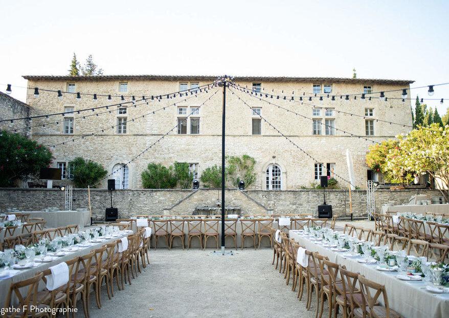 Domaine de Belfonds : une demeure familiale pour accueillir votre mariage au cœur de la Drôme Provençale