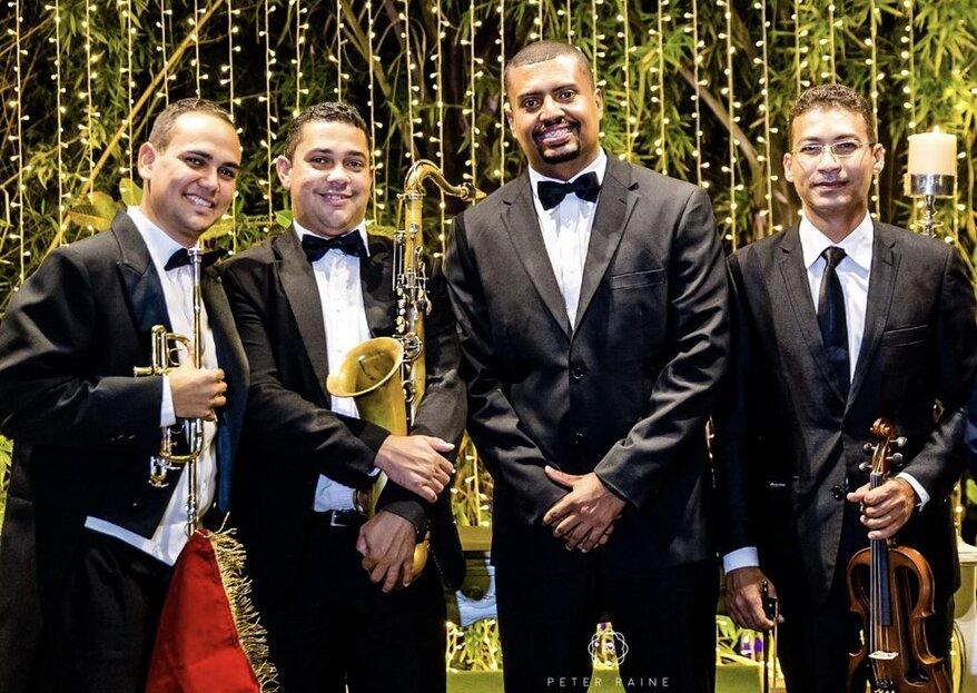 AO Cerimônias: Apresentações musicais que emocionam e encantam os noivos e seus convidados