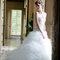 Suknia ślubna z kolekcji Cymbeline 2014.Model: HOLLY