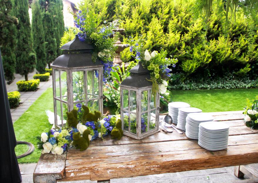 Jardín Ocotal: un entorno natural para una boda de ensueño