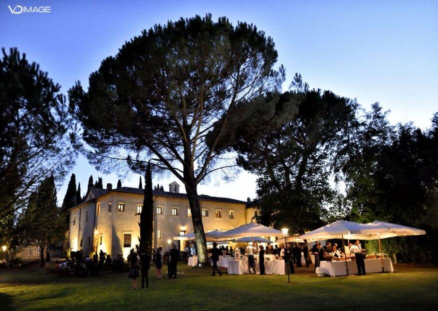Convento di San Francesco: panorama, cappella, piscina: che altro chiedere da una location di nozze?