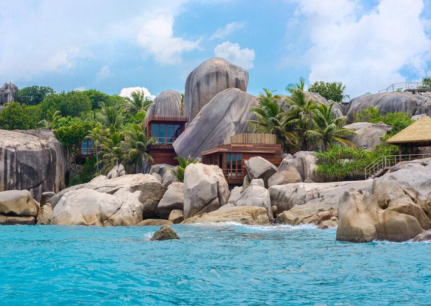 Lua de mel em Seychelles: o oasis ecológico