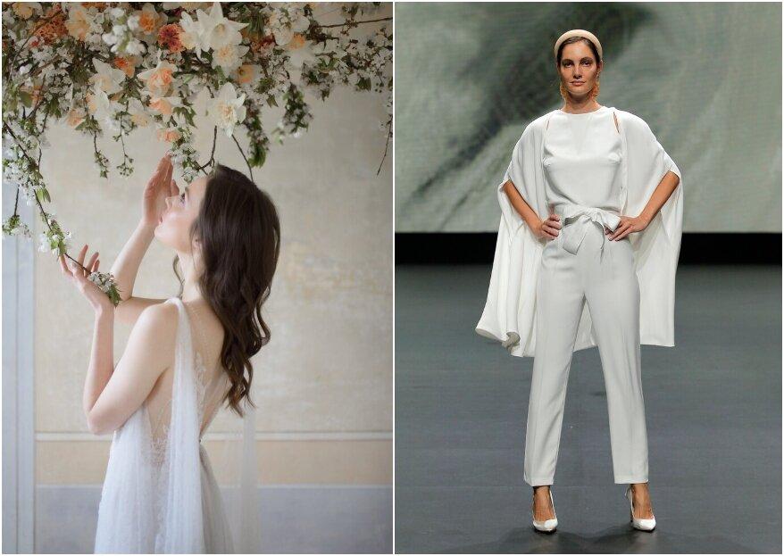 Tendenze matrimonio 2021: dagli abiti al wedding design