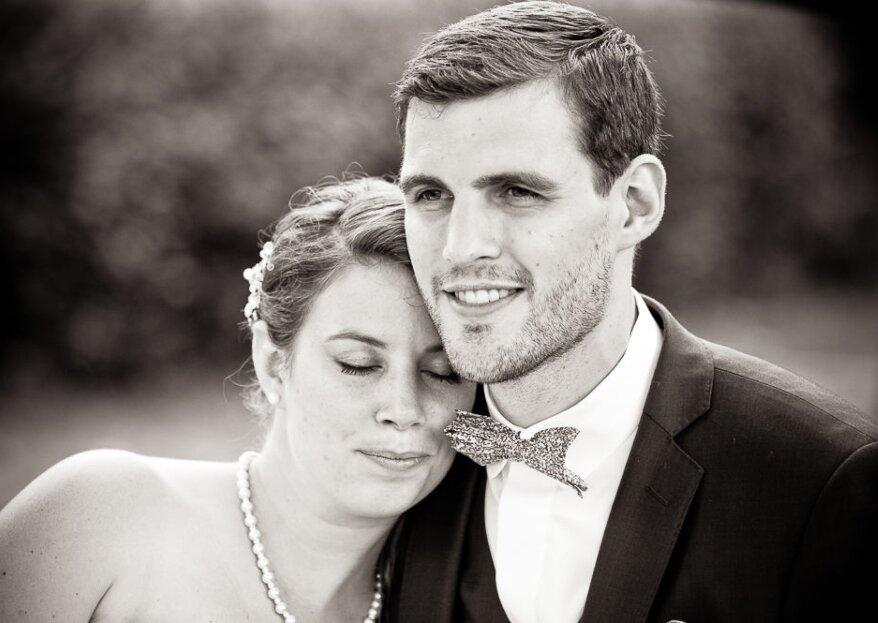 Créez l'album photo de votre mariage aux côtés de Gaetan Bouvier, photographe professionnel et expérimenté