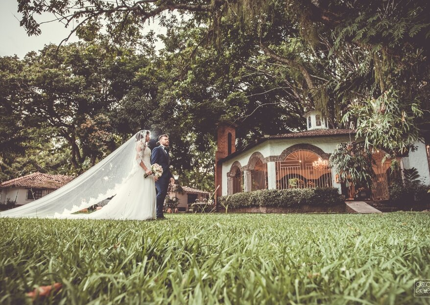Hacienda Pampalinda: the most beautiful spot for your destination wedding in Cali, Colombia
