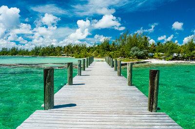 10 einsame Inseln für Flitterwochen wie im Paradies