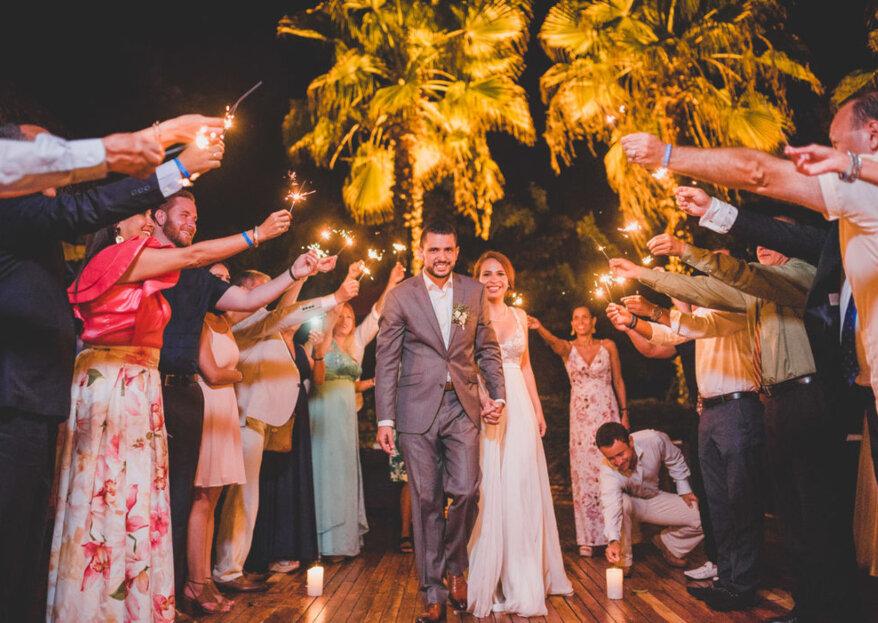 Arata Eventos: solución integral para la realización de bodas únicas