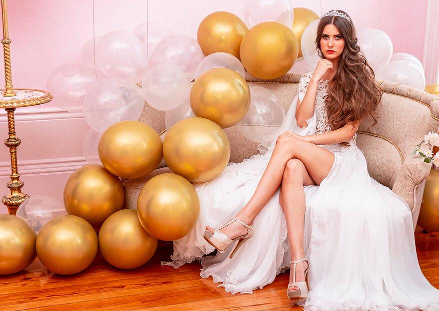 Rafael Freitas: deixe-se deslumbrar por um vestido de noiva exclusivo e feito à medida