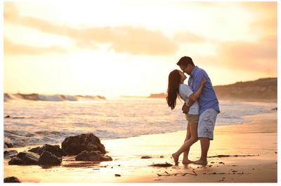 Ideias de fotos pré-casamento românticas