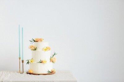 Самые популярные начинки для свадебного торта в 2017 году