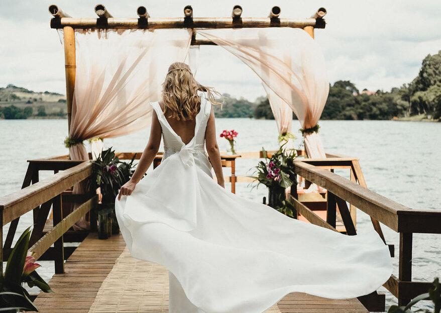 Os lugares onde sempre sonhou celebrar o seu casamento!