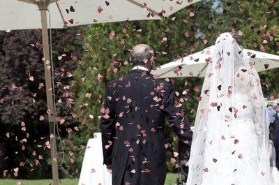 ¿Qué fue de la tunas en la bodas? ¿Es el fin de las tradiciones nupciales?