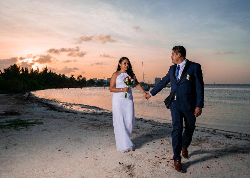 7 tips para que tu boda en la playa sea un acontecimiento único y extraordinario
