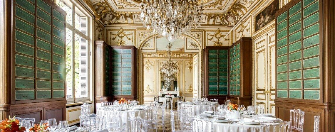 Salons Marceau : un écrin de beauté au coeur de Paris