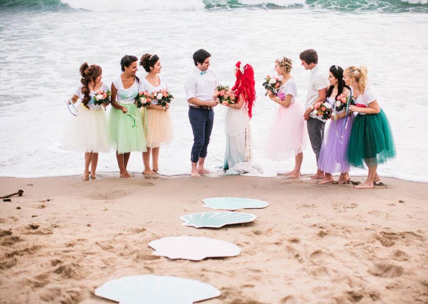 ¿Cómo organizar un matrimonio temático? ¡Personaliza tu boda en cinco pasos!
