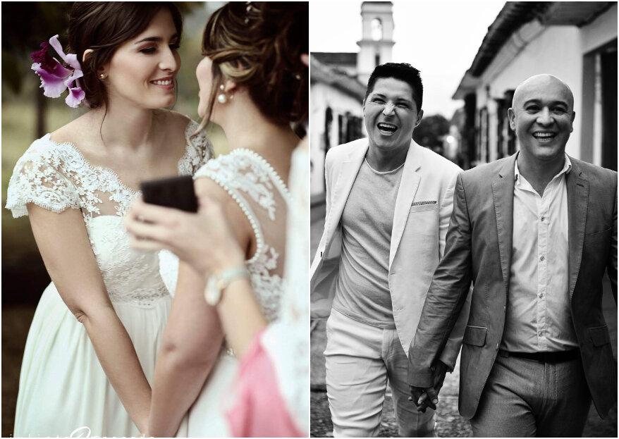 Matrimonio igualitario en Colombia: datos importantes que debes conocer