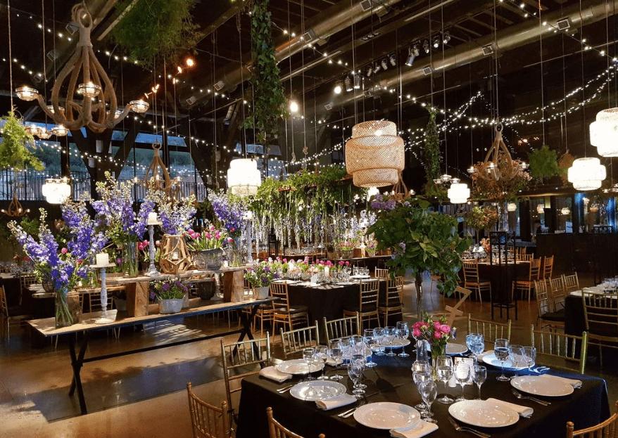 Estos son los servicios de banquetería que no pueden faltar en tu boda. ¡Garantiza el éxito entre tus invitados!