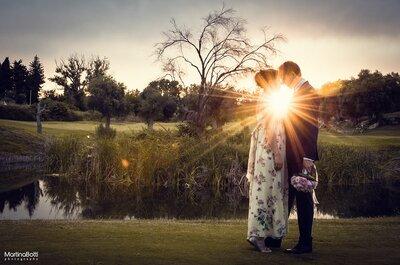 Perché celebrare un matrimonio di sera? Ecco 5 ragioni che ti convinceranno!