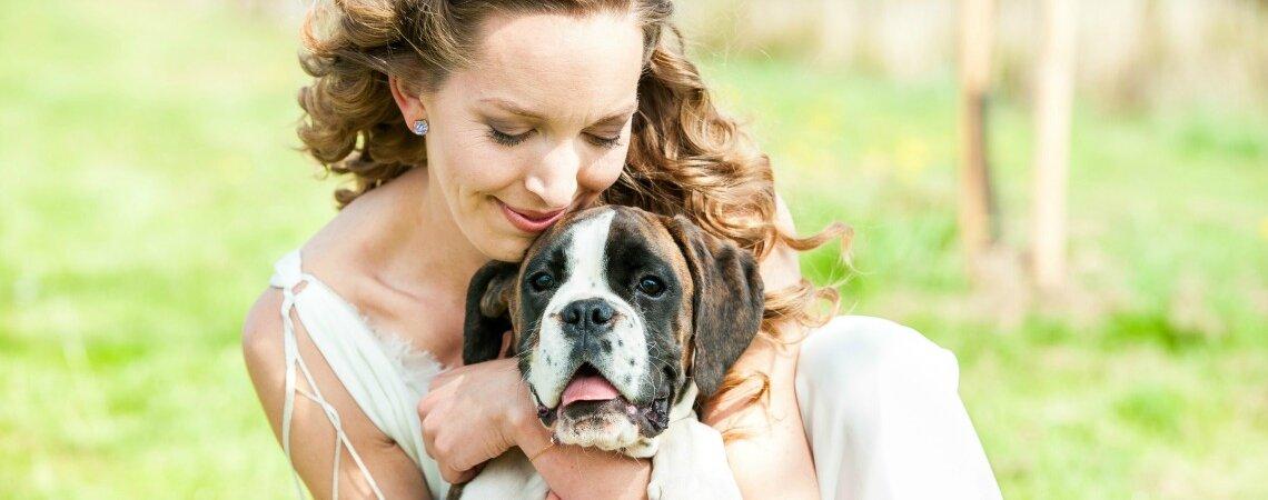 Huisdieren bij de bruiloft betrekken doe je zo!