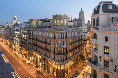 IBEROSTAR Las Letras Gran Vía: celebra una boda urbana en el corazón de Madrid