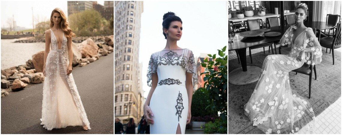 Discover the Current Trends for 2018 Brides!