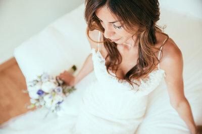 Cómo relajar los nervios antes y durante la boda. ¡10 excelentes consejos!