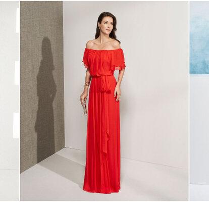 100 Vestidos De Fiesta Largos 2019 Diseños Para Ser La