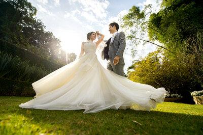 Casamento de Joyce e Haroldo: detalhes inspiradores em uma festa linda e personalizada