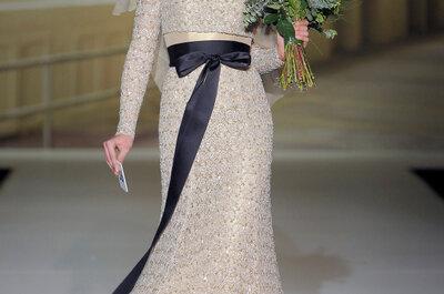 Vestidos de noiva coleção Jesús Peiró 2014