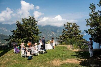 10 location per 5 tipi di sposi, scoprite dove celebrare il vostro matrimonio