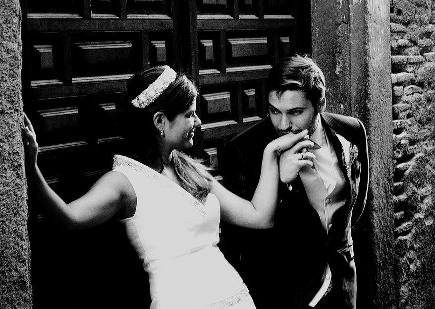 La naturalidad de Tiffany Photography es la pieza que falta en la planificación de tu boda