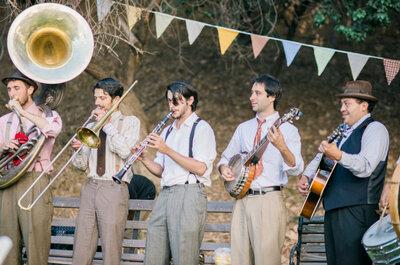 5 consejos para contratar la mejor banda de música para una boda