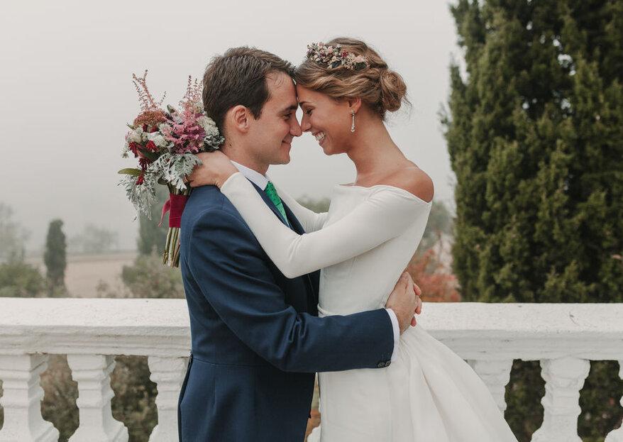 Debes soñar en grande para tu boda, ¡empieza eligiendo el lugar de celebración!